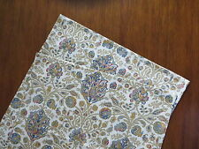 2 King Pillowcases Set two Ralph Lauren MARRAKESH PAISLEY beige red, New!