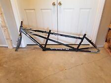 "Raleigh Coupe Tandem Bike Frame & Fork 26"" Aluminum 20.5"" / 18"" - Disc V-Brake"
