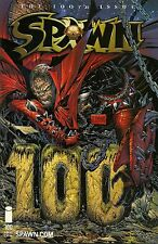 Spawn # 100 McFarlane Cover