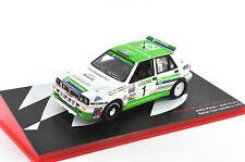 Lancia Delta HF Integrale Rallye Caja Cantabria 1992 1:43 IXO ALTAYA
