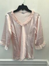Girl's Pink Silk Sleeping Set Size XXL