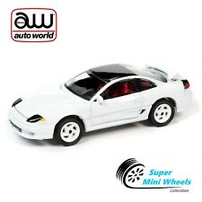 Auto World 1:64 - 1992 Dodge Stealth R/T Twin Turbo - White【Pre-Order】