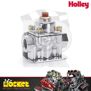 Holley Red 2-Port Fuel Pressure Regulator - HO12-804