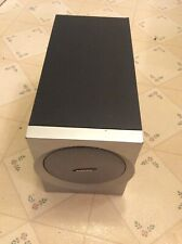 Bose Companion 3 Series I Multimedia Subwoofer Only Working W Defective Input !!
