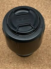 Sigma 70-300mm f/4-5.6 DG Macro AF Lens For Canon EF from Japan