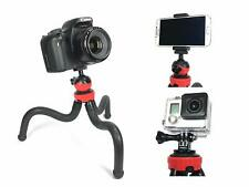 Flexible Tripod for Mobile Phones, Compact Cameras, Action Cameras and DLSR