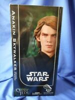 STAR WARS SIDESHOW EXCL. ORDER OF THE JEDI ANAKIN SKYWALKER 1:6 SCALE FIGURE