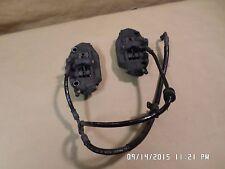 2009 09 CBR 600 RR CBR600 CBR600RR 600RR BLACK FRONT CALIPERS LEFT & RIGHT