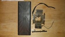 Genuine Zoom gfx 8 replacement  wah / volume pedal with parts. GFX-8 GFX8 effect