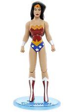 "DC Universe Best Buy Exclusive WONDER WOMAN Animated 4"" Action Figure Mattel"