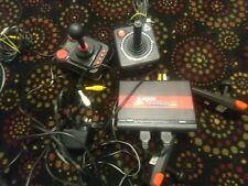 ATARI flashback mini system plus two 'joystick' controllers