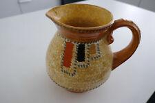 More details for charlotte rhead art deco 3274 stitch pattern 192 jug vase crown ducal 1935-38