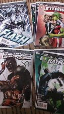 blackest night collection Batman 1-3 ww 1-3 flash 1-3 1-8 titans 1-3 Comic Lot