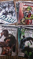 blackest night collection Batman 1-3 ww 1-3 flash 1-3 1-8 titans 1-3 Comic Lot