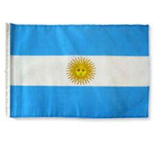 """12x18 12""""x18"""" Argentina Sleeve Flag Boat Car Garden"""