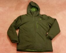 The North Face Men's Green Gordon Lyons Triclimate Jacket. Size Med