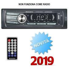 Car Audio SA400BTUSB Majestic (NON VA COME RADIO) Ingresso USB+AUX-Bluetooth