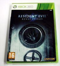 jeu xbox 360 Resident Evil Revelations  vf  neuf blister