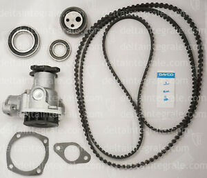 TIMING CAM BELT WITH WATER PUMP KIT FOR LANCIA DELTA INTEGRALE 16v AND EVO