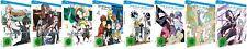 Sword Art Online - Staffel 1-2 - Vol.1-4 - Blu-Ray - NEU