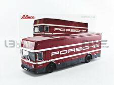 Schuco 1/43 - mercedes-benz transporter o317-porsche - 450372900