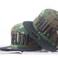 NEW Mens Camouflage Snapback Hats adjustable Camo baseball caps Hip-hop Hat