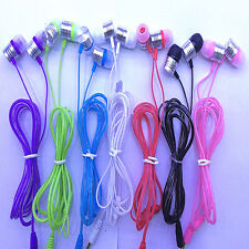 3.5mm In-ear Earbuds Headphone Headset for Samsung iPhone iPod Earphone Stereo
