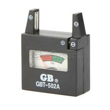 Battery Cell Tester GBT-502A 9V D C N AAA AA Battery Tester Voltage Checker AS