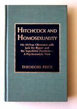 HITCHCOCK & HOMOSEXUALITY -Theodore Price, 1992 HC Gay Interest