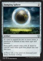 Damping Sphere x4 Magic the Gathering 4x Dominaria mtg card lot