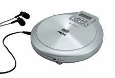 Soundmaster CD9220SI CD Player CD Spieler MP3 Höhrbuchfunktion Anti-Schock AKKU