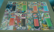 Who's Who in the DC Universe #2,3,5,6,7,8,9,10 Comics 1985 series (Lot of 8)