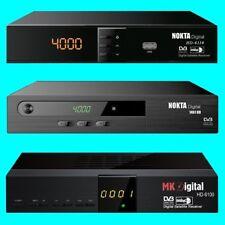 HD SAT Receiver Nokta/ MK Digital ✔ USB ✔ HDMI ✔ Scart ✔ DVB-S2 ✔ Full HDTV ✔