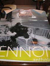 John Lennon (Beatles) Anthology Box Set Promotional Poster 48x36 US