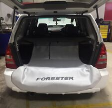 GENUINE SUBARU FORESTER CARGO FLOOR COVER MY06 - MY08 (FITS MOST FORESTERS) NEW