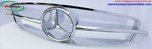 Mercedes Benz 300SL Roadster Grille