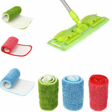 Reusable Microfiber Pad For Spray Mop Practical Cleaning Pad Home Microfiber Mop