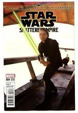 JOURNEY STAR WARS FASE #4 MOVIE VARIANT LUKE SKYWALKER MARVEL COMIC BOOK FASE 1