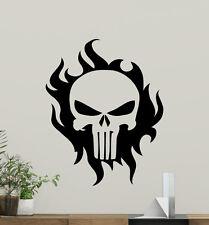 Punisher Skull Wall Decal Art Superhero Poster Vinyl Stickers Decor Mural 145zzz