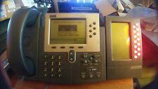 CISCO 7960 DESK PHONE/7914 EXPANSION SET