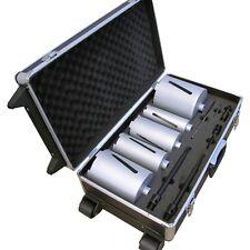 Diamant Trockenbohrkronen Bohrkrone Set 11 teilig inkl. Alu  Transportkoffer M16