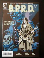 BPRD The Black Goddess #2 (2009 DARK HORSE Comics) ~ VF/NM Book