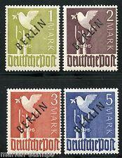 GERMANY BERLIN SC#9N17/20 MICHEL#171Va/20Va  MINT HINGED SIGNED SCHLEGEL