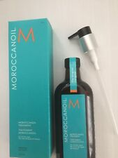 Moroccanoil Original Treatment With Pump 200ml, Fast Shipping