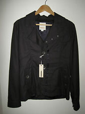 DIESEL jacket & TROUSERS SUIT set 12-14 long wool OFFICE brown Oxfords bags
