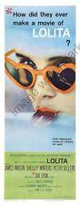 Lolita Movie Poster Insert #01 Replica