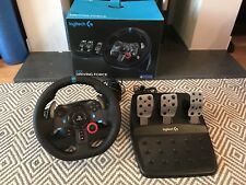 Logitech Force G29 PlayStation y PC Driving Racing Rueda Y Pedales