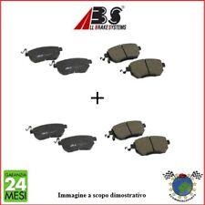 Kit Pastiglie freno Ant e Post Abs VOLVO XC70 V70 V60 S80 S60 bmm #p