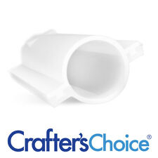 Crafter's Choice™ Round Regular Column Silicone Soap Mold 2008