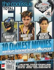 Total Film October 2013 Robocop Horns Hunger Games 030618DBE